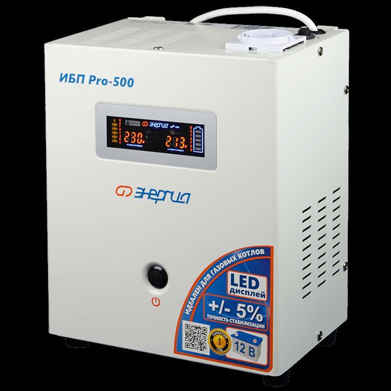 Инвертор Энергия ИБП Pro-500